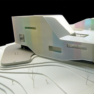 idoia otegui arquitectura centro ciltural agora santiago de compostela