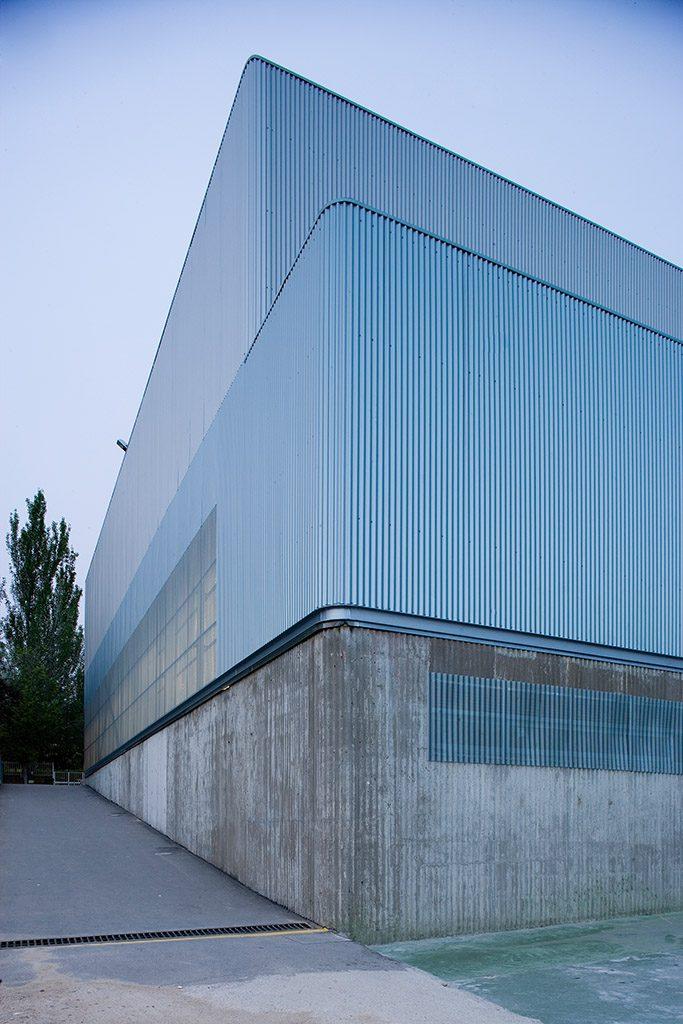 idoia otegui i! arquitectura polideportivo colegio bernadette 21