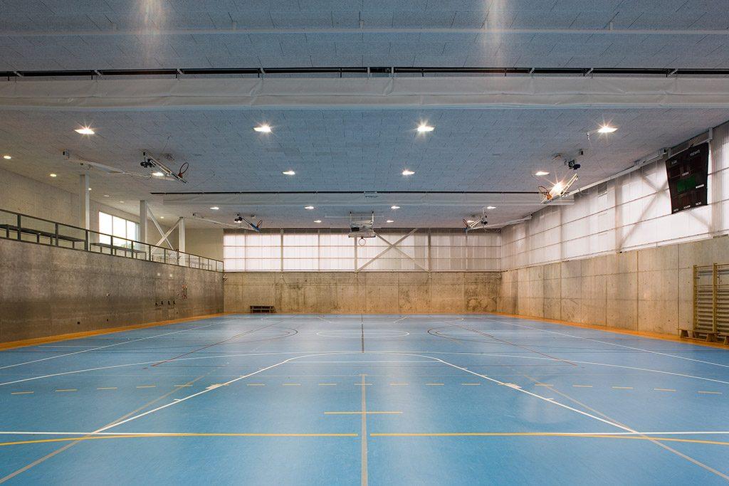 idoia otegui i! arquitectura polideportivo colegio bernadette 15