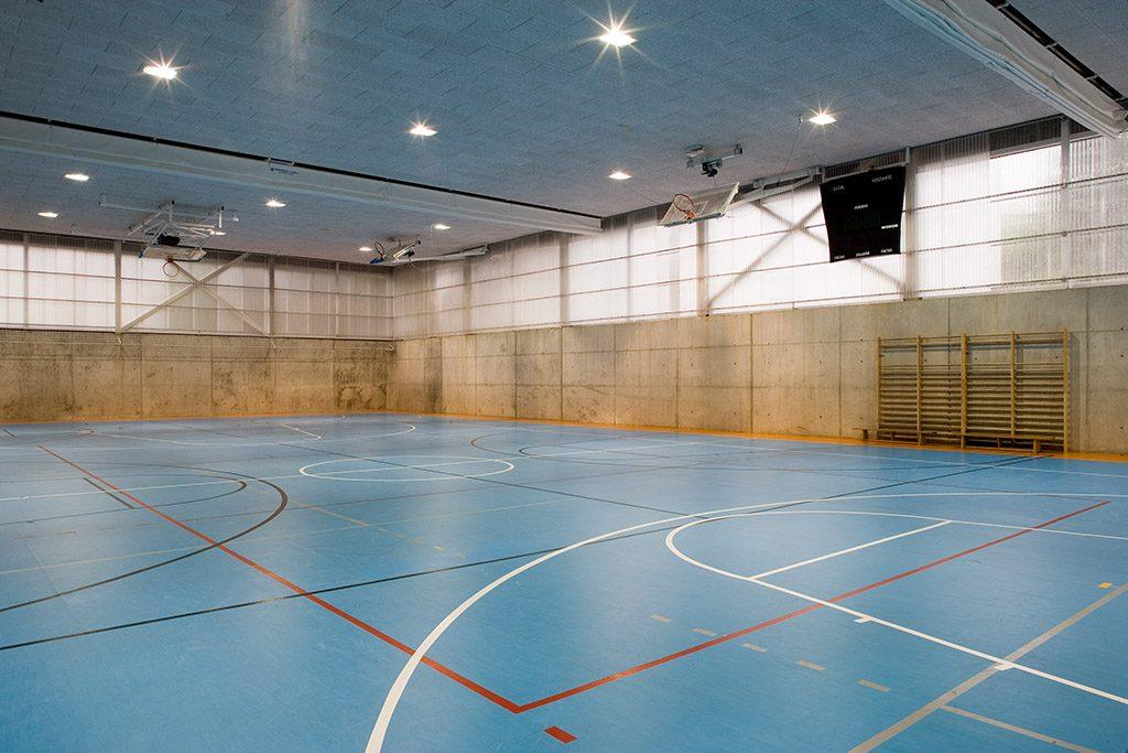 idoia otegui i! arquitectura polideportivo colegio bernadette 16