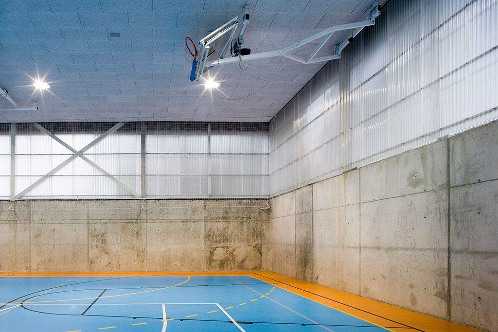 idoia otegui i! arquitectura polideportivo colegio bernadette 17