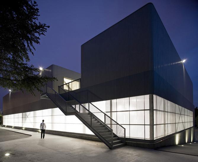 idoia otegui i! arquitectura polideportivo colegio bernadette 1