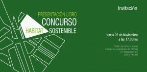 idoia otegui arquitectura conferencia foro habitat sostenible