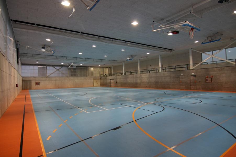 idoia otegui i! arquitectura polideportivo colegio bernadette 6