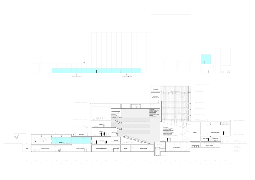 Auditorio Lucena. Idoia Otegui Arquitectura