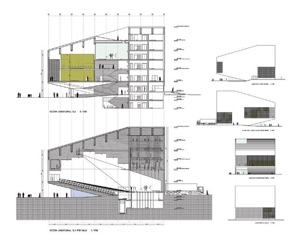 Auditorio San Pedro Pinatar. Idoia Otegui Arquitectura