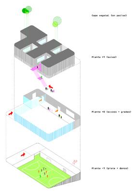 idoia otegui i! arquitectura polideportivo colegio bernadette 9