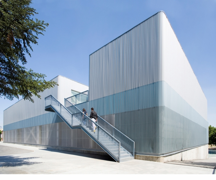 idoia otegui i! arquitectura polideportivo colegio bernadette 5