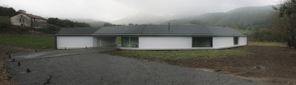 casa U udalla idoia otegui i! arquitectura obra1