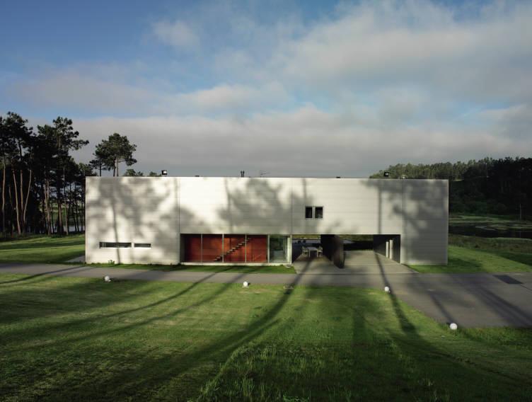 idoia otegui arquitectura vivienda house p12 foz lugo 16