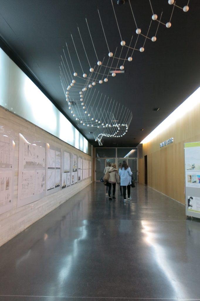 idoia otegui iotegui arquitectura ceu proyectos arquitectonicos critica jury