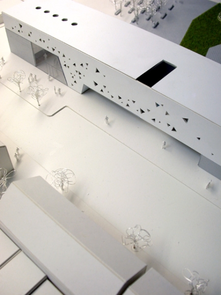 Idoia Otegui Arquitectura. Ayuntamiento Torres de Cotillas