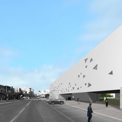 Idoia Otegui, Ayuntamiento Torres de Cotillas. Arquitectura. Murcia
