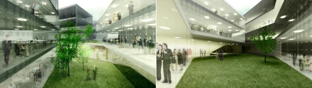 Idoia Otegui Arquitectura. Campus Justicia Madrid