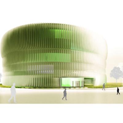 Idoia Otegui Arquitectura. Campus Justicia Madrid. Juzgado de Guarda.