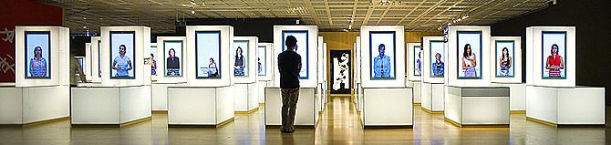 Idoia Otegui Arquitectura. Exposición Shanghai