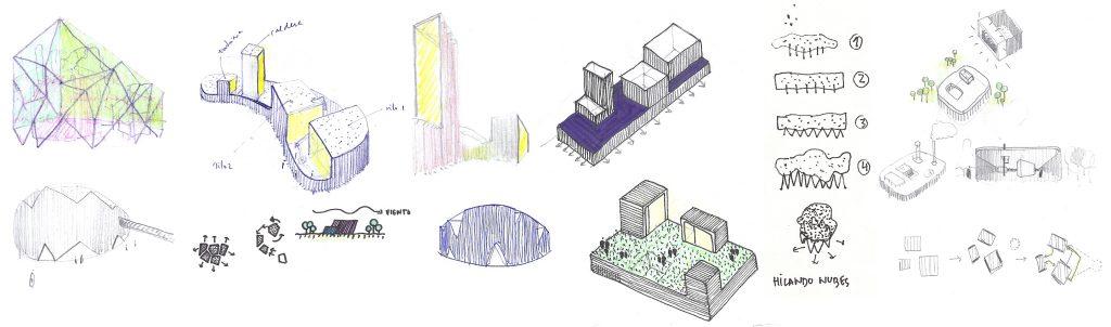 Idoia Otegui Arquitectura. central de biomasa ecología medioambiente sostenibilidad en Verín 2