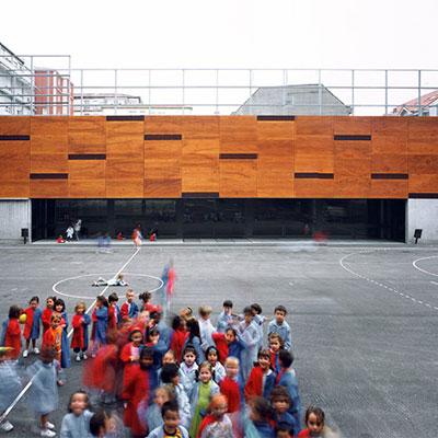 idoia otegui arquitectura polideportivo centroceportivo santander