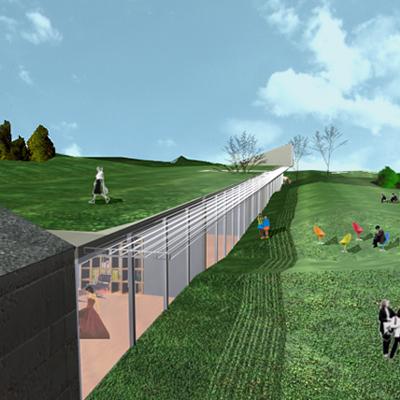 Idoia Otegui Arquitectura. Casa rural bioclimatica