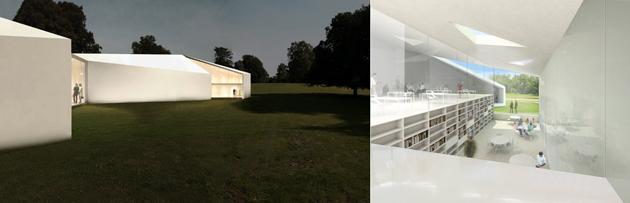 Idoia Otegui Arquitectura. CETAL (centro tecnológico agroalimentario de Lugo)