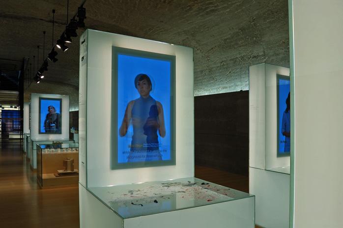 Idoia Otegui Arquitectura. Exposición Bienal de Venecia
