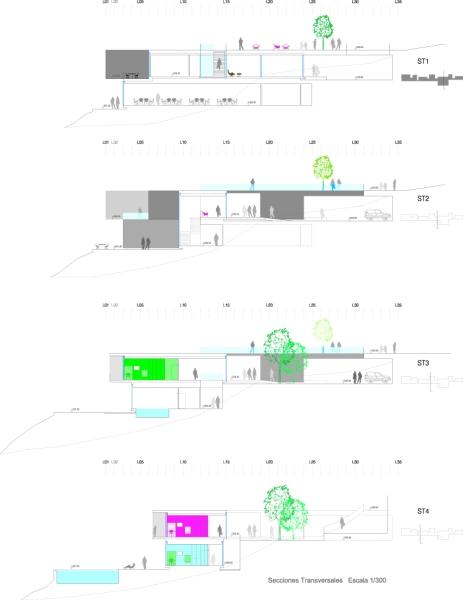 Idoia Otegui Arquitectura. Hospedería Casteura