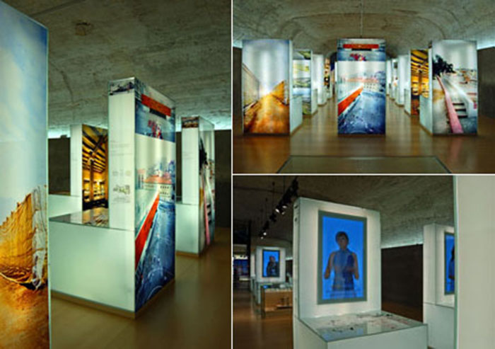 Idoia Otegui Arquitectura. Exposición Nosotras las ciudades
