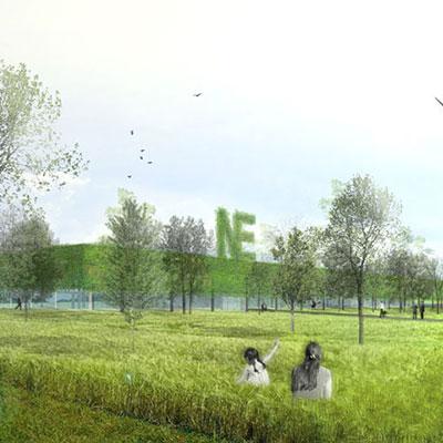 idoia otegui arquitectura oficinas energia renovable one lugo norvento