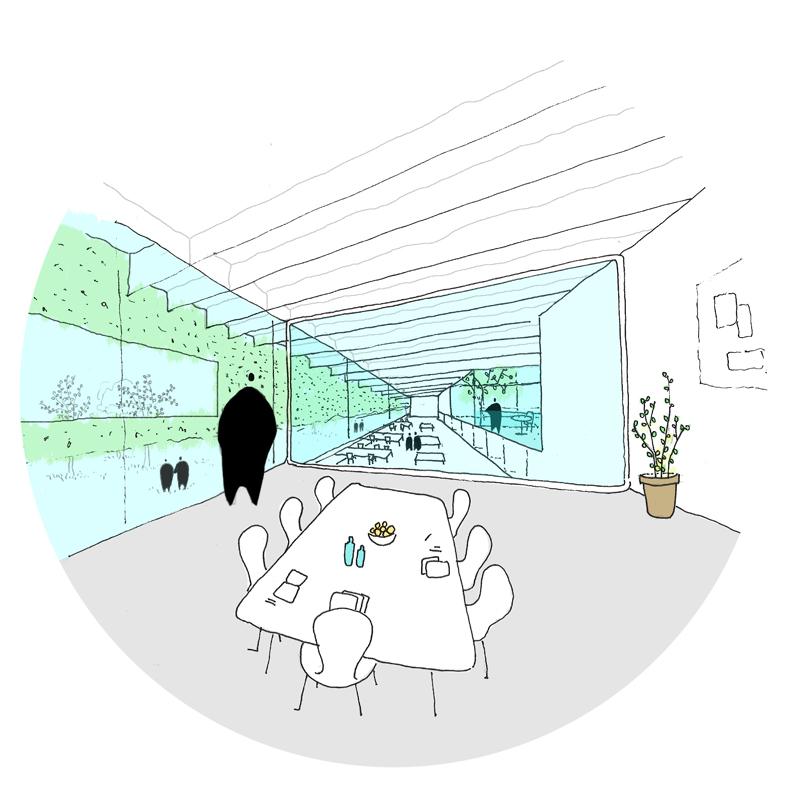 Idoia Otegui Arquitectura. Oficinas Norvento Energía