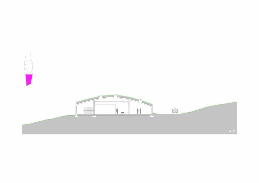 Idoia Otegui Arquitectura. Parque Eólico Neda