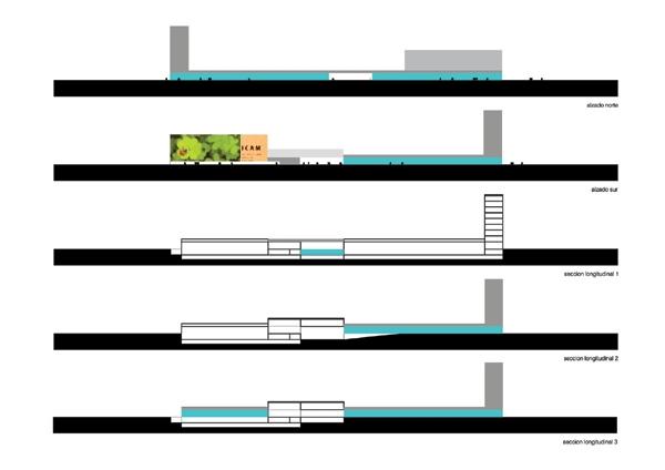Idoia Otegui Arquitectura. Recinto Palma de Mallorca