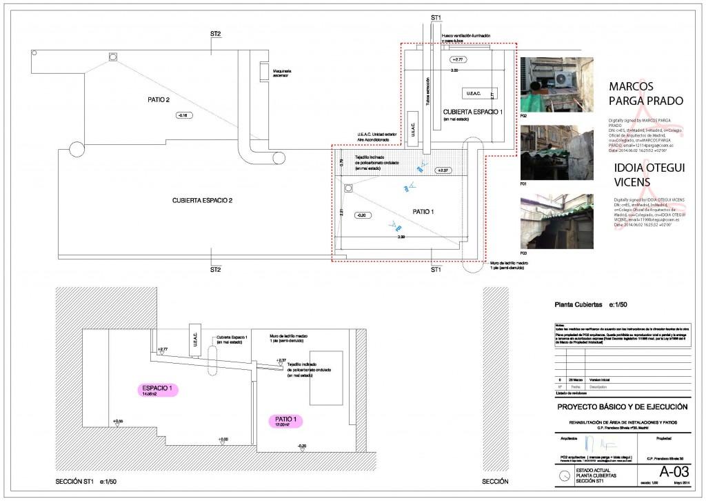 idoiaotegui iotegui arquitectura rehabilitación franciscosilvela30 plano2