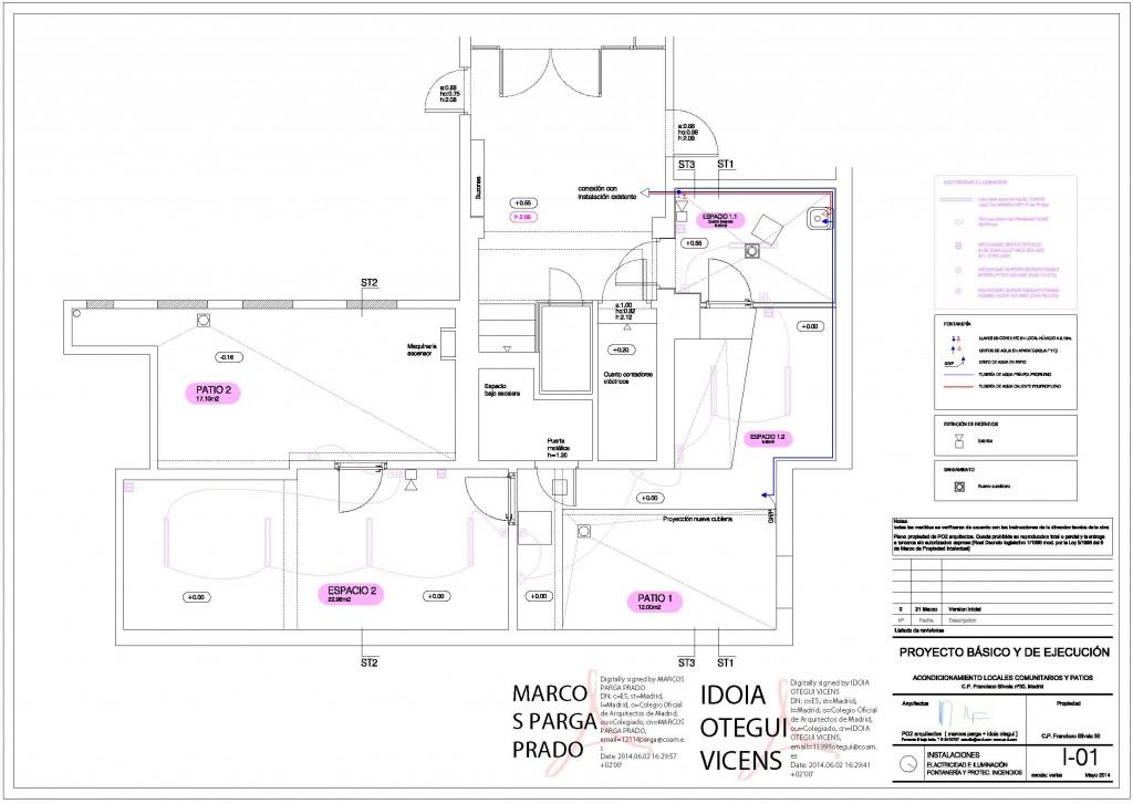 idoiaotegui iotegui arquitectura rehabilitación franciscosilvela30 plano6