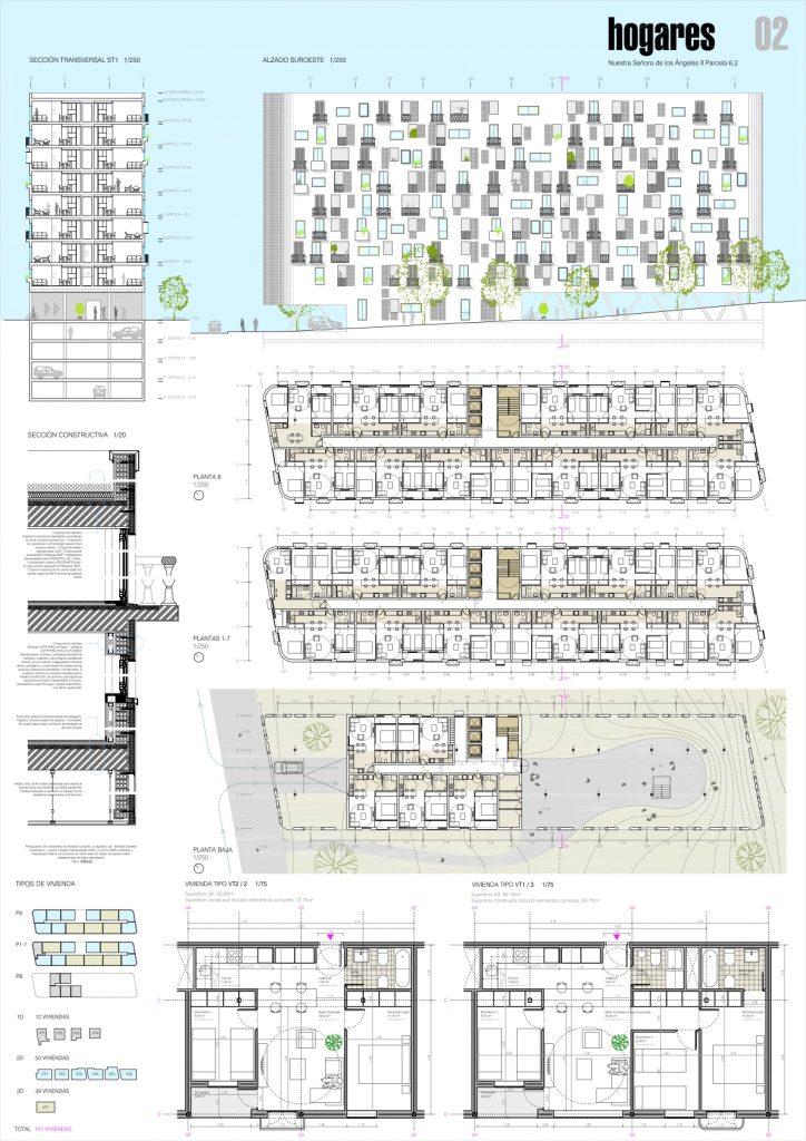 IDOIA OTEGUI IOTEGUI ARQUITECTURA VIVIENDA COLECTIVA EMV hogares panel2
