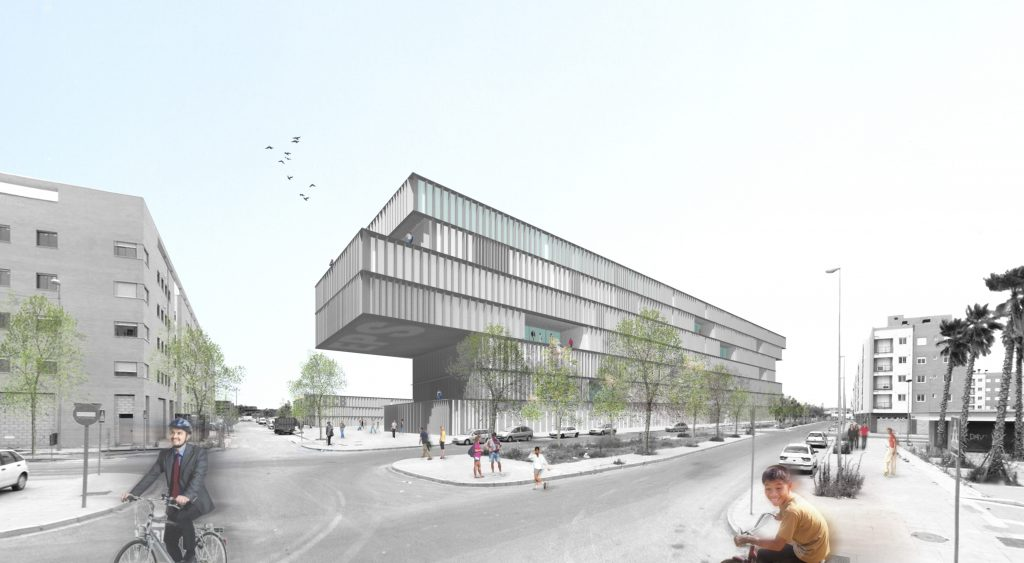 076 escuela polit cnica de sevilla idoia otegui - Arquitectura sevilla ...