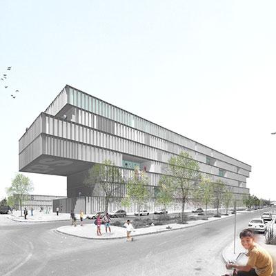 idoia otegui iotegui arquitectura escue la universidad sevilla concurso MINIATURA