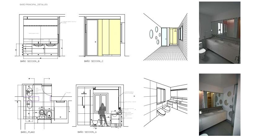 idoia otegui iotegui arquitectura reforma rehabilitación vivienda madrid Casa Ana 5