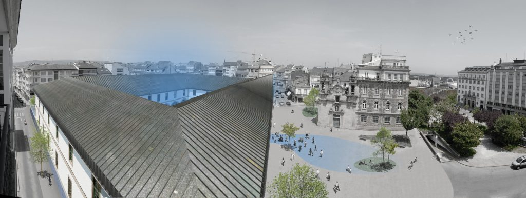 idoia otegui iotegui arquitectura rehabilitación reforma museo lugo 27