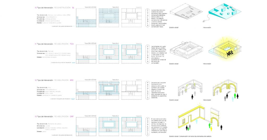 idoia otegui iotegui arquitectura rehabilitación reforma museo lugo 7