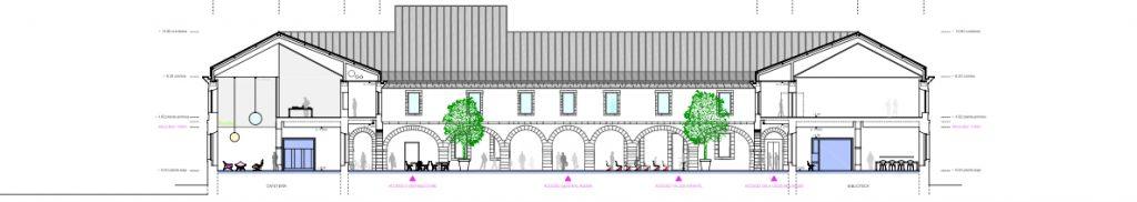 idoia otegui iotegui arquitectura rehabilitación reforma museo lugo 13