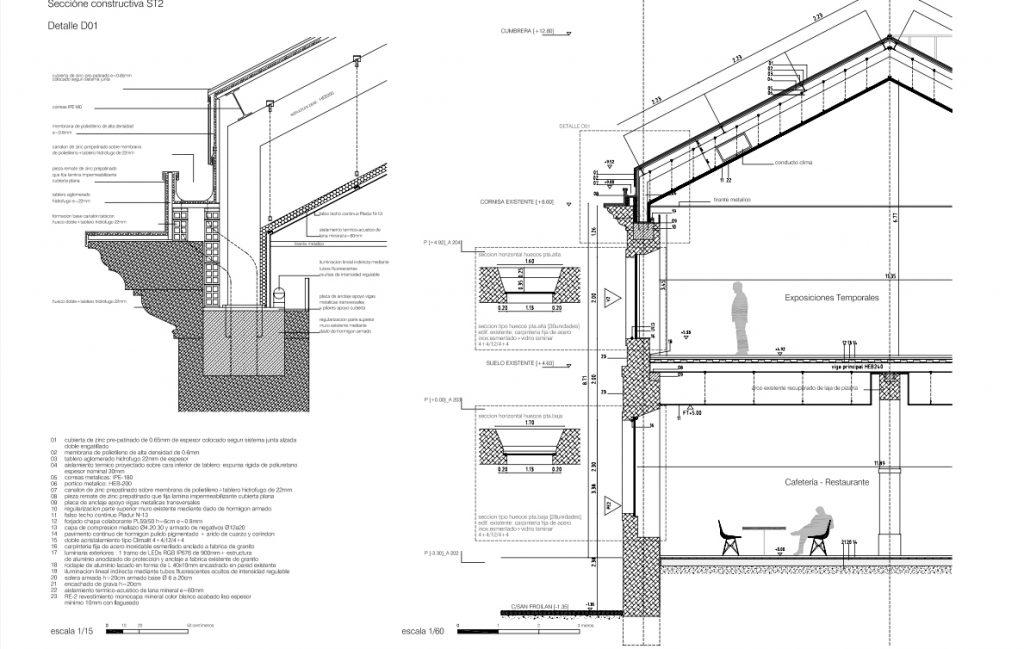 idoia otegui iotegui arquitectura rehabilitación reforma museo lugo 16