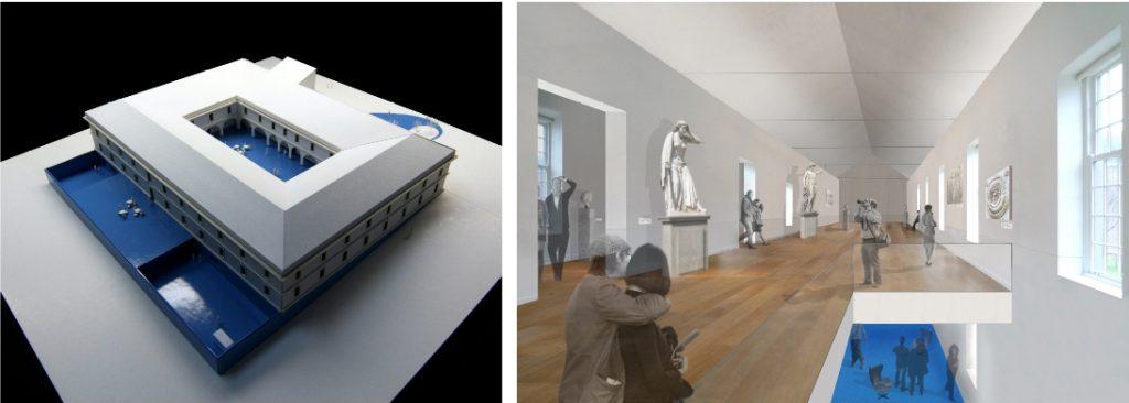 idoia otegui iotegui arquitectura rehabilitación reforma museo lugo 24