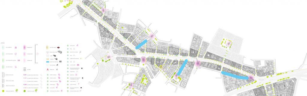idoia otegui iotegui arquitectura urbanismio mobiliario urbano Madrid gran vía 10
