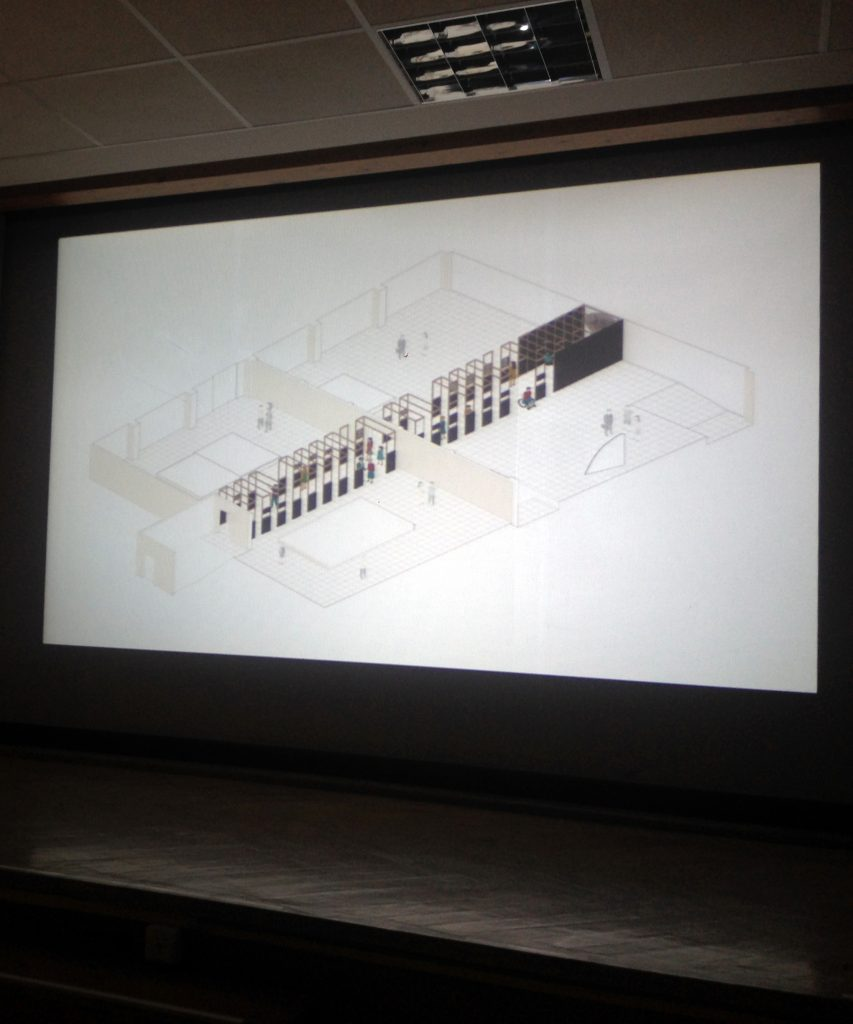 idoia otegui arquitectura universidad uah grupotaller museo ala 12 base aerea torrejon madrid 6