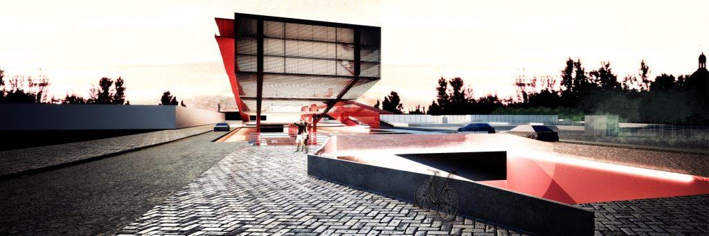 idoia otegui iotegui arquitectura aparcaXmadrid ayuntamiento madrid aparcamientos disuasorios trafico uah 7