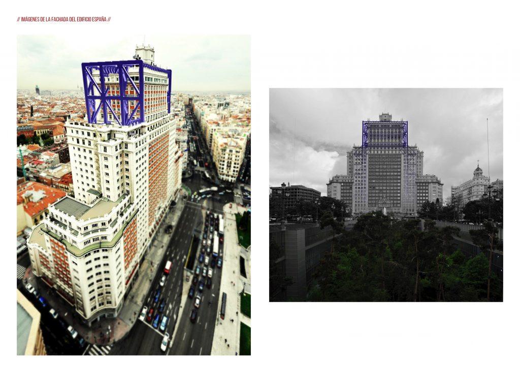 idoia otegui iotegui arquitectura aparcaXmadrid ayuntamiento madrid aparcamientos disuasorios trafico uah 5