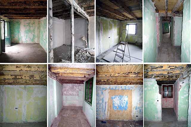 idoia otegui arquitectura reforma rehabilitacion fuenterrabia ondarribia casa N&M 8