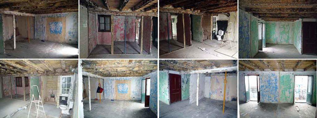 idoia otegui arquitectura reforma rehabilitacion fuenterrabia ondarribia casa N&M 9