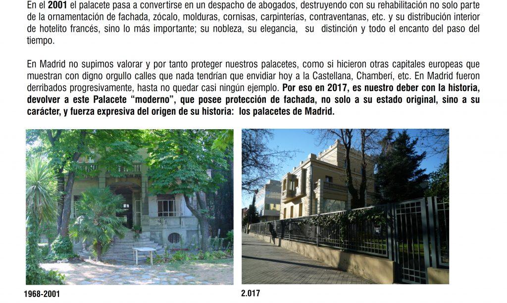i! idoia otegui arquitectura reforma rehabilitacion palacete el viso madrid 05