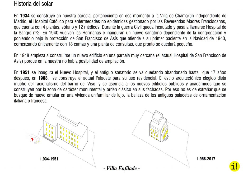 i! idoia otegui arquitectura reforma rehabilitacion palacete el viso madrid 07